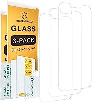 Mr.Shield 屏幕保护膜适用于 iPhone 13 Pro Max [6.7 英寸] 钢化玻璃屏幕保护膜 [9H 硬度 - 2.5D 边缘] [3 件装]