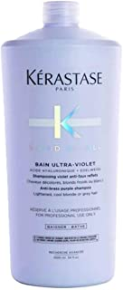 Kerastase 卡诗 Blond Absolu Bain Ultra-Violet 1000Ml