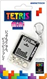 ゲームテック 钥匙圈型便携游戏机 TETRIS官方 R 迷你 (透明)