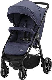 Britax 宝得适 Römer B-Agile M婴儿推车,从出生至4岁(22公斤),深蓝色
