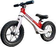 Reeple 幼儿平衡自行车适用于 2、3、4、5、6 岁儿童自行车 12 英寸车轮初学者骑手训练无踏板