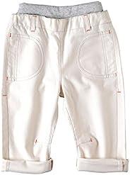 10mois 有机牛仔裤 [対象] 18ヶ月 ~ 24ヶ月 白色 90㎝