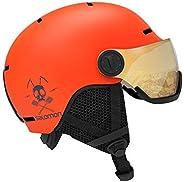 Salomon Snow-Sports-Helmets GROM 遮阳帽