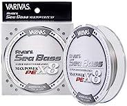 MORRIS VARIVAS 钓鱼线 8编PE线 Avani Sea Bass Max Power PE X8 150米