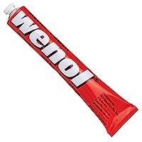 Wenol 金屬拋光劑 3.98 盎司 紅色 A 465166-1733