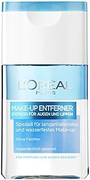 L'Oréal Paris 巴黎欧莱雅 卸妆液 特别适合防水持久妆容 适用于敏感眼部区域 12