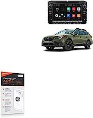 Subaru 2020 Outback (11.6) 屏幕保护膜,BoxWave [ClearTouch 防眩光(2 件装)] 防指纹哑光膜皮肤,适用于斯巴鲁 2020 Outback (11.6),2020 Legac
