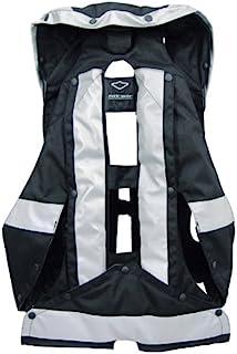 hit-air(无限电光)空气袋背心 MLV-P 黑色 L(Midium M-2L适用)CO2瓦斯罐另售
