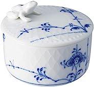 【正规进口商品】皇家哥本哈根 蓝色脉冲信息 室内装饰 白色 7cm 1017416