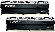 G.Skill SniperX F4-3600C19D-16GSXWB (DDR4-3600 8GB×2)