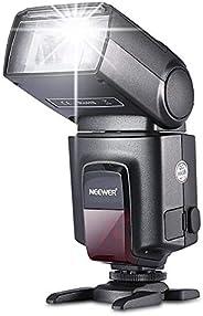 Neewer TT560 機頂閃光燈 適用于佳能、尼康、賓得、奧林巴斯、索尼、萊卡、富士等單反相機和帶單觸點熱靴的相機