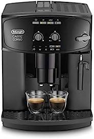 De'Longhi 德龙 Caffé Corso ESAM 2600 全自动咖啡机 带有奶泡器,可制备卡布奇诺,带有制备意式浓缩(Espresso)控制键盘 带有旋转控制,2杯功能,1.8升水