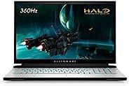 Alienware m17 R4 17.3 英寸 FHD 游戏笔记本电脑,英特尔酷睿 i7-10870H,NVIDIA GeForce RTX 3070 8 GB GDDR6,360 Hz 5ms 300-nits *