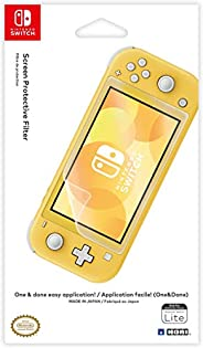 Hori 任天堂 Switch Lite One and Done 屏幕保护过滤器 - 任天堂 官方* - 任天堂 Switch