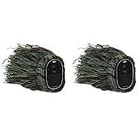 Wasserstein 户外吉利皮肤兼容 Arlo Essential Spotlight - 隐藏和保护您的 Arlo 基本聚光灯(2 件装)