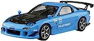 青岛文化教材社 1/24 The Tuned Car系列 No.67 马自达 RE雨宫 FD3S RX-7 1999 塑料模型