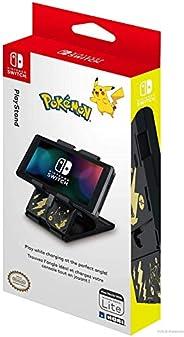 HORI PlayStand (Pikachu 黑色和金色)适用于 Nintendo Switch