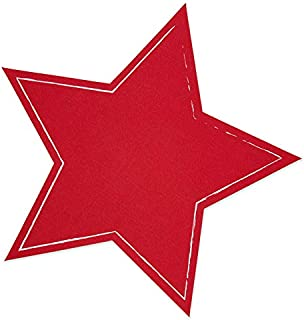 efco 3465628 Blackboard 贴纸 星红色 30 厘米