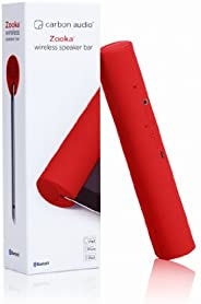Zooka Wireless Speaker for iPad and Bluetooth Devices (Red)