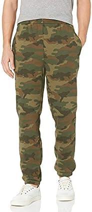 Amazon Essentials 男式封闭底部羊毛运动裤