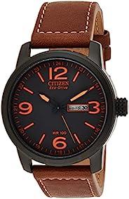 Citizen 西铁城 BM8475-26E 男士生态驱动表带手表
