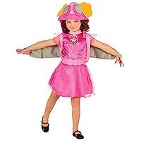 Rubie's 巡逻队斯凯儿童服饰,适合蹒跚学步的宝宝