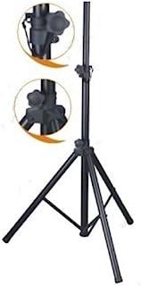 EK Audio Black Speaker Stand 木材