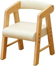 自然儿童 PVC椅(带肘部) 象牙色