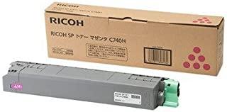 理光 RICOH SP 墨粉 品红 C740H 600586