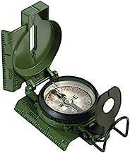 Olive Drab Cammenga 正品*透镜磷光指南针型号 27
