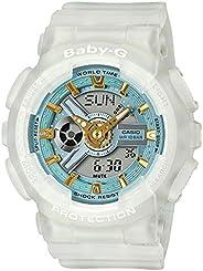 G-Shock BA110SC-7A 透明/藍色均碼
