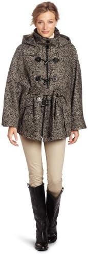 Calvin Klein 女士花呢披肩