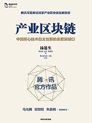 产业区块链:中国核心技术自主创新的重要突破口(腾讯官方解读国家产业区块链图景,马化腾作序力荐!深度解读国家产业区块链图景)