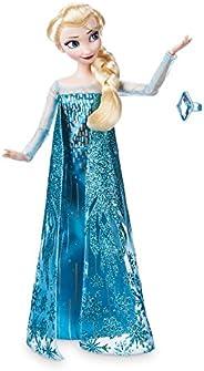 Disney Elsa 带环经典玩偶 - 冰雪奇缘 - 11 1/2 英寸