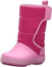 Crocs 儿童 Lodgepoint 雪地靴