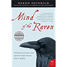 Mind of the Raven: Investigations and Adventures with Wolf-Birds (English Edition)