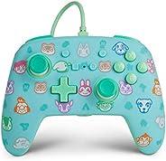 *版有線PowerA控制器,適用于 Nintendo Switch - Animal Crossing