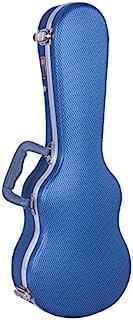 Crossrock CRA860BU Baritone 尤克里里琴,ABS 模制硬质背包套,蓝色 (CRA860BUBL)