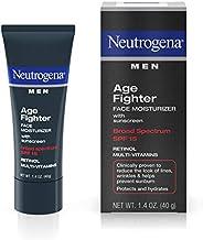 Neutrogena 抗皱视黄醇保湿乳液,男士,1.4盎司(40g)