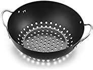 Outset 76163 燒烤鍋,帶可拆卸手柄,不粘 QD78