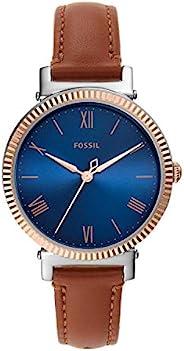 FOSSIL手表 DAISY ES4795 女士 正规进口商品 棕色