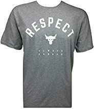 Under Armour UA x Project Rock Blood Sweat Respect