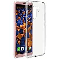 Mumbi 华为 Mate 8、Mate 9*的手机保护壳 UltraSlim transparent Mate 10 Pro