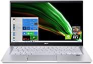 Acer 宏碁 Swift X SFX14-41G-R1S6 Creator 笔记本电脑   14 英寸全高清* sRGB   AMD Ryzen 7 5800U   NVIDIA RTX 3050Ti 笔记本电脑 GP