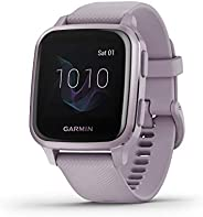 Garmin Venu Sq GPS Smartwatch with All-day Health Monitoring and Fitness Features, Built-in Sports Apps and Mo