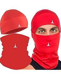 头巾 头巾 防尘 防风 户外 运动用 颈部绑带