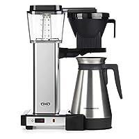 Moccamaster 过滤器咖啡机 KBGT 保温器 1.25 升 1450 W 抛光
