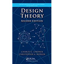 Design Theory (Discrete Mathematics and Its Applications) (English Edition)