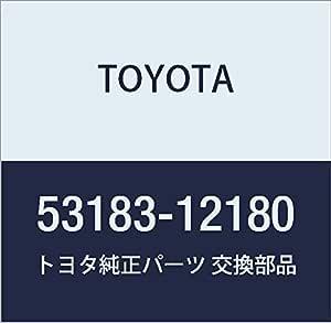 TOYOTA 53183-12180 车头灯罩 引擎盖密封