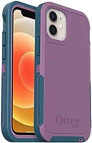 OtterBox Defender 系列 XT 无屏版手机壳,适用于 iPhone 12 Mini - Lavender Bliss